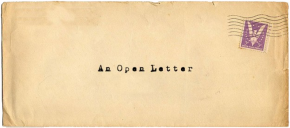 Open Letter to Any Christian