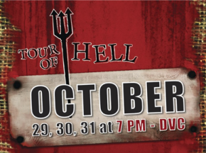 Our Tour of a Hell House:Recap