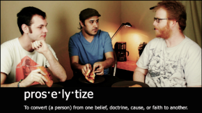 Atheist Opinions of Religious Proselytizing