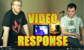 Cliches, and Fallacies, and Threats.. Oh My! (Video Response)