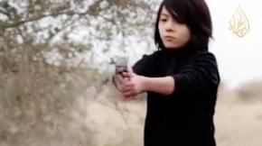 ISIS Uses Child Jihadi to Execute Two Men (UncensoredVideo)