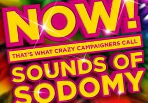 Awful Flyer Warns Against Making Children Hear 'Sounds Of Sodomy'